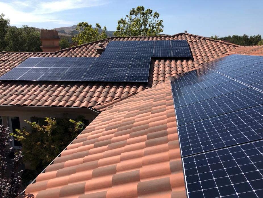 Residential Solar- Clay Tile