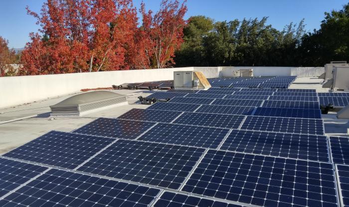 Cool Earth Solar Headquarters