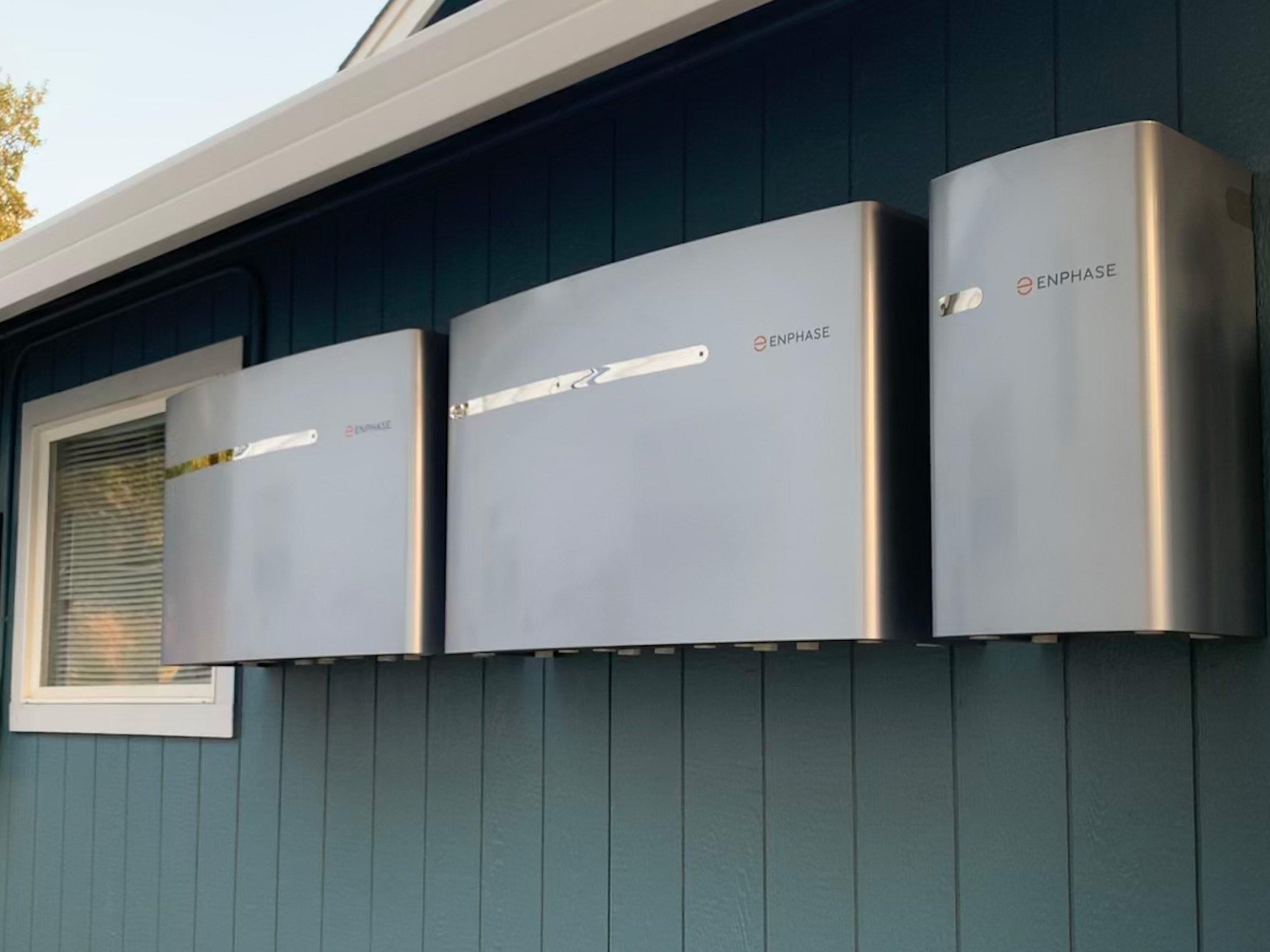 Enphase Residential Storage