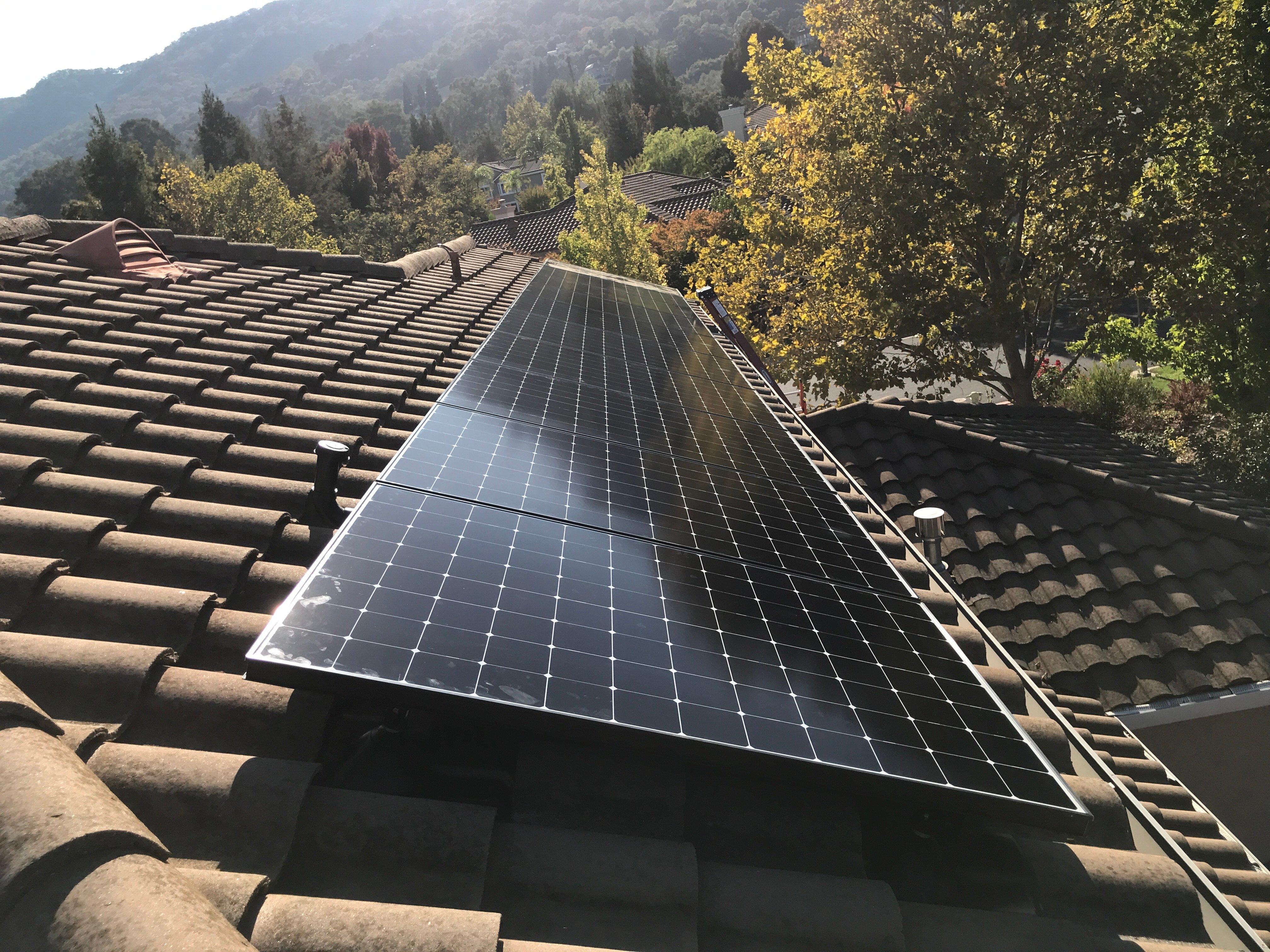 Residential Solar - S Tile