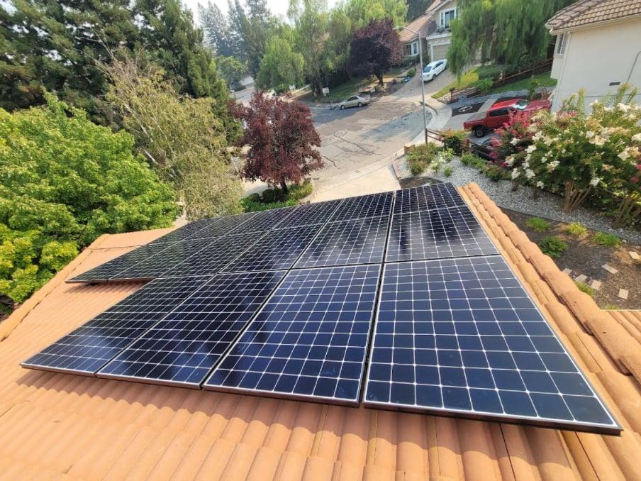 Residential Solar- W Tile